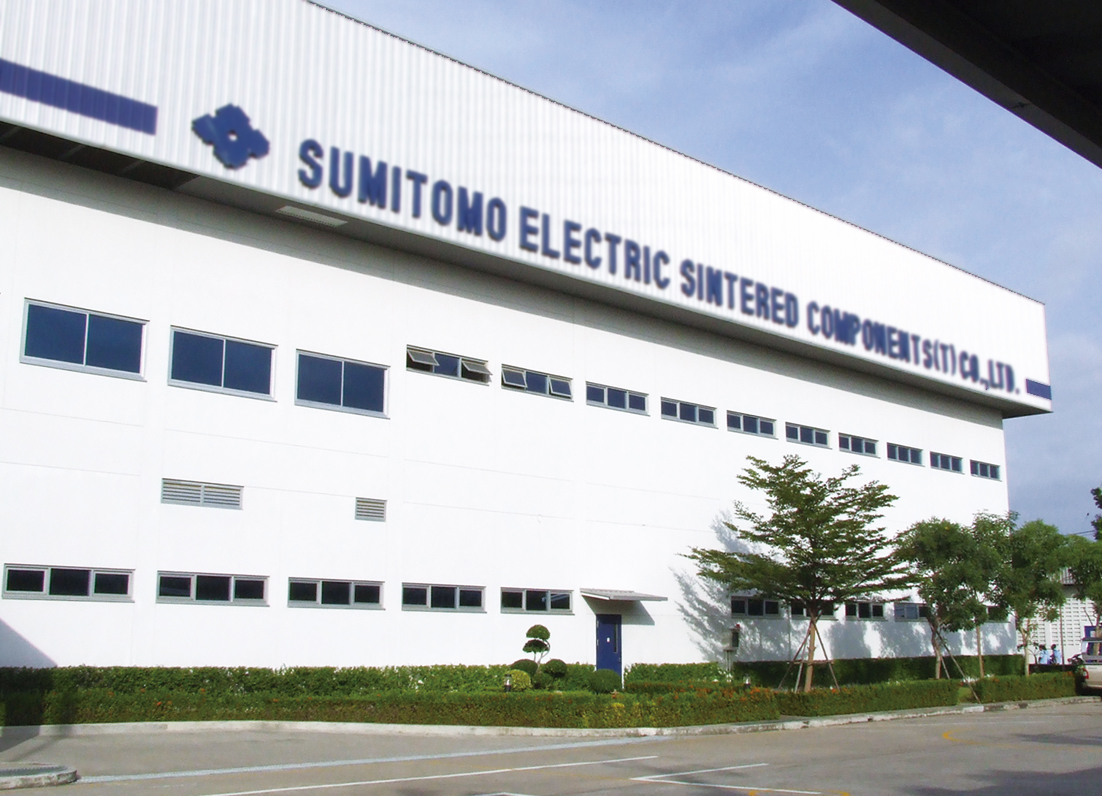 Sumitomo Electric Sintered Components (Thailand) Co., Ltd.
